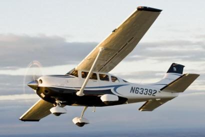 Cessna 206 - 4 Personas