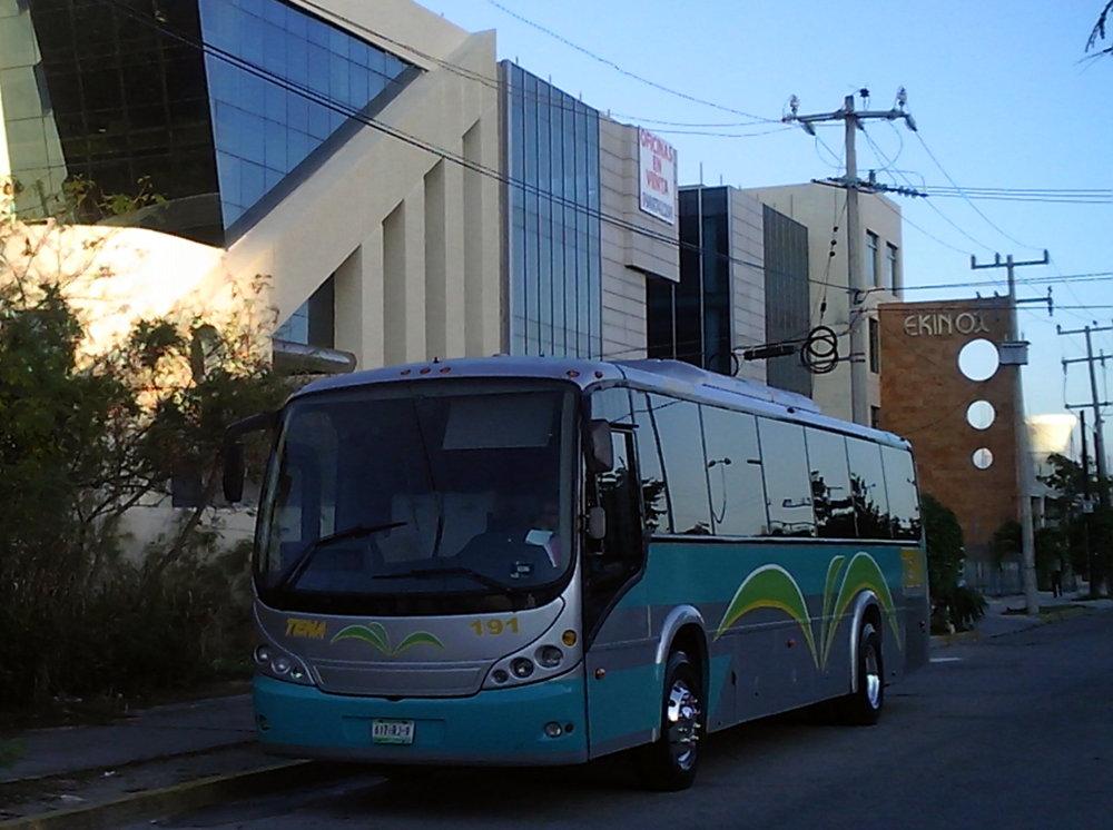 Bus 45 seats