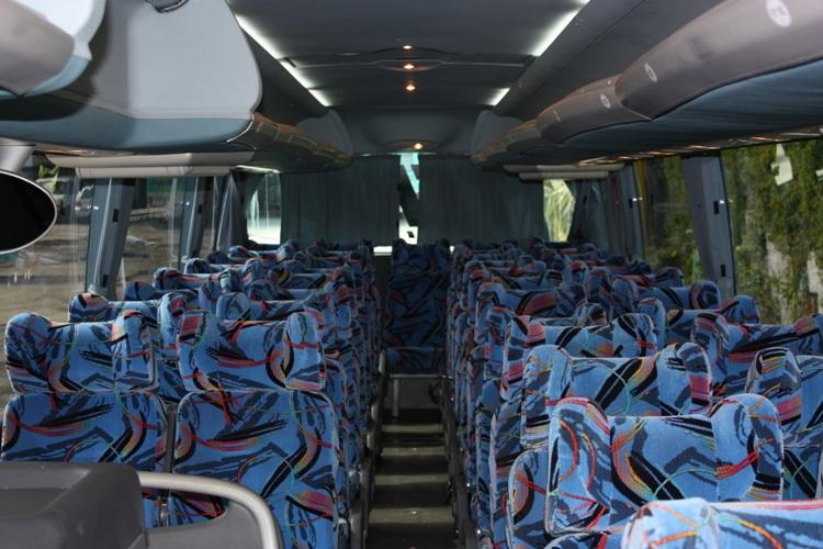 buss seats