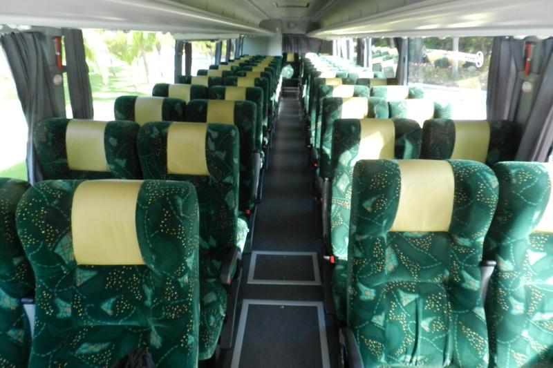 Bus 57 seats