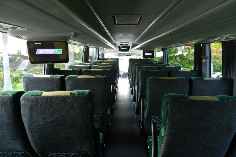 Bus for 54 people
