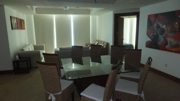 2 bedrooms aprtment cancun