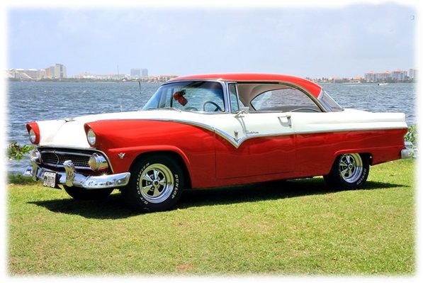 Ford Victoria 1955