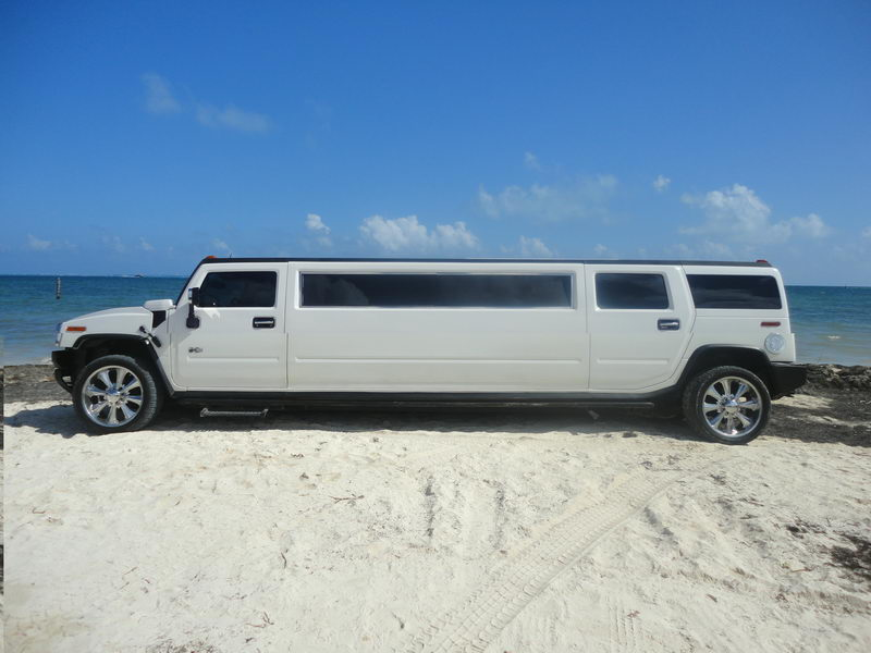 Luxury Limo Transportation Mexico Cancun