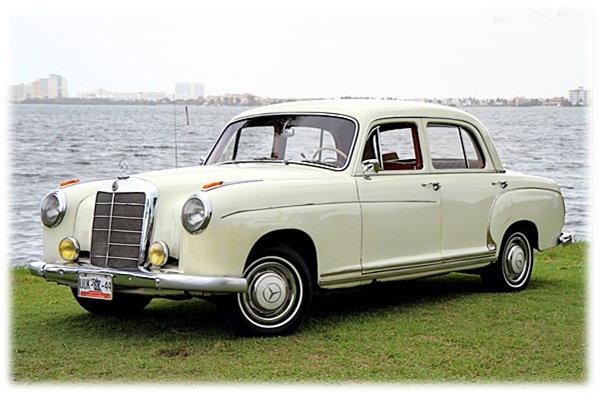 Mercedes Benz 1959 220S