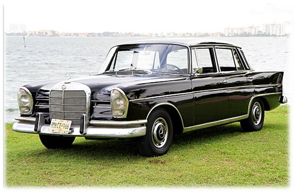 Mercedes Benz 1964  220S
