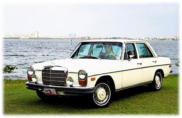 Mercedes Benz 1971  220S