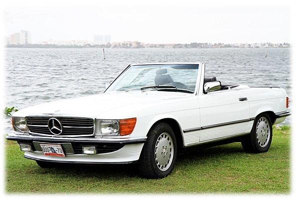 Mercedes Benz 1988 SL500