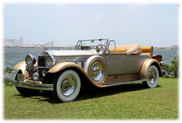 Packard Roaster 1930