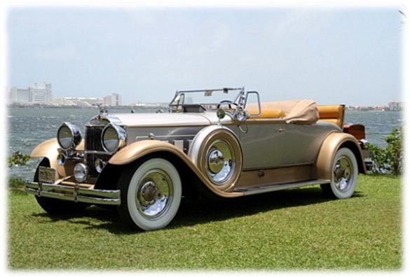Packard Roaster 1930