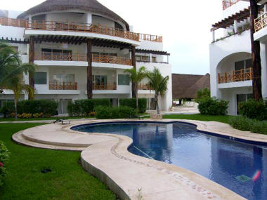 Villa Playa del Carmen apartments for rent