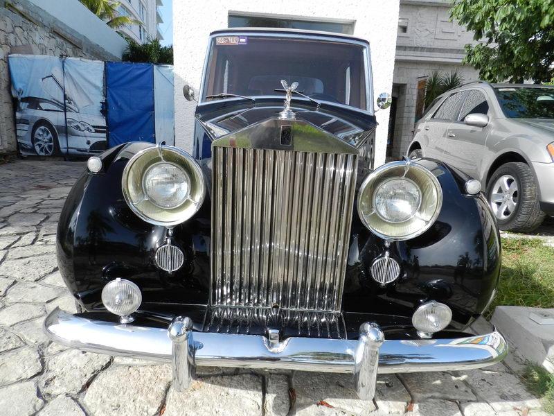 Roll Royce rental