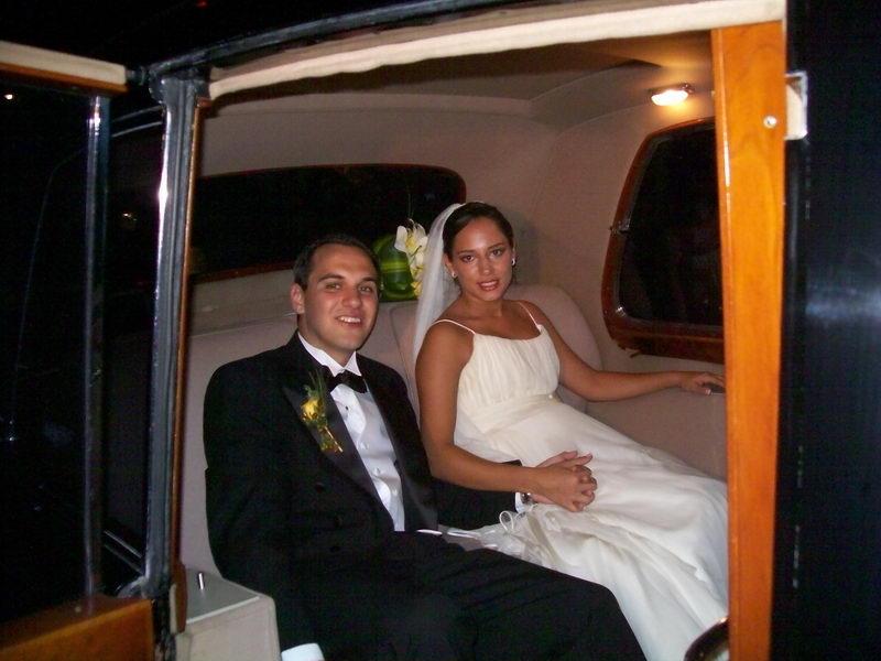 Roll Royce Wedding