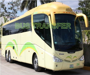 Bus rental transfer