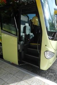 bus steps