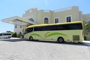 Bus 61 seats