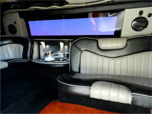 Limo Tundra Expedition Truck