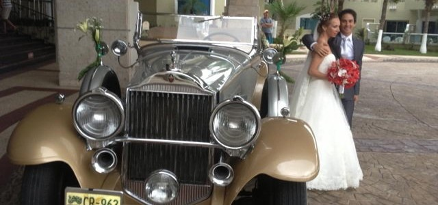 Weddings transportation