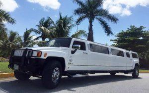 hummer limousine riviera Maya