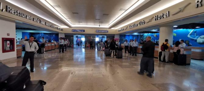 Airport Transfer area